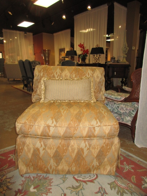 Charles Stewart Swivel Chair At The Missing Piece