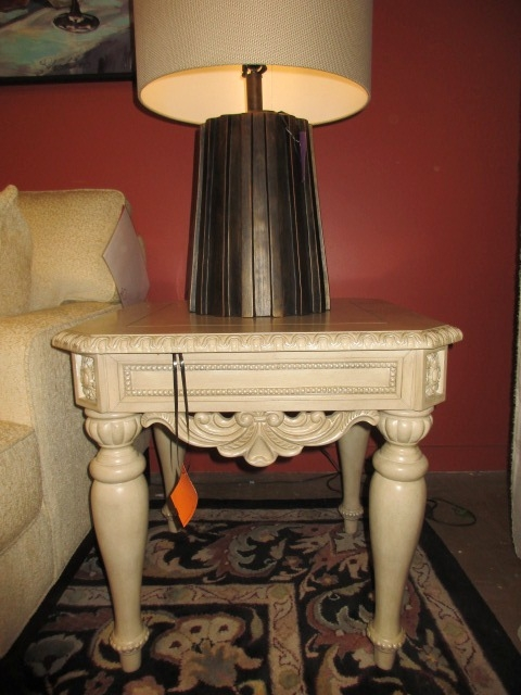 Ashley Ornate End Table At The Missing Piece