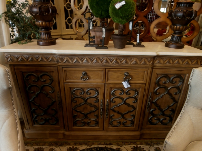 Collezione Europa Buffet At The Missing Piece