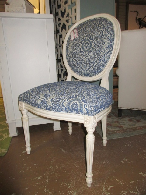 Ethan Allen Accent Chair At The Missing Piece