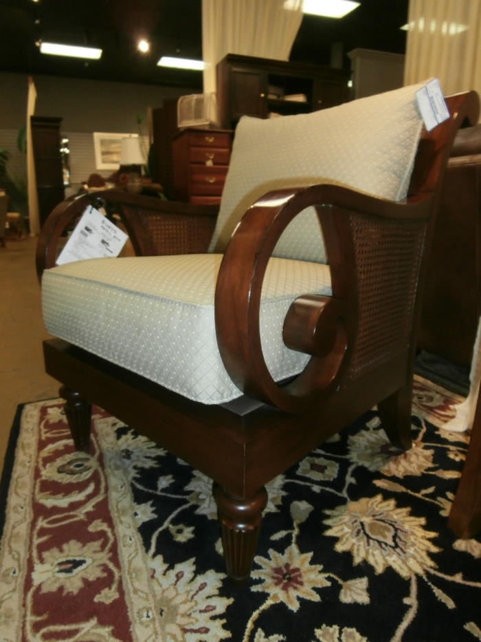 Ethan Allen Berwick Chair At The Missing Piece